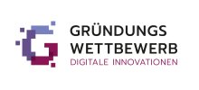 Logo Gruenderwettbewerb - Digitale Innovationen